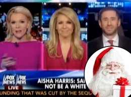 Megyn Kelly Says Jesus And Santa Were Both White: Stay Racist Fox News!