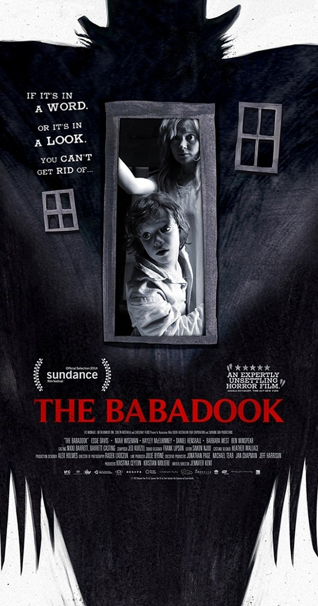 babadook movie poster